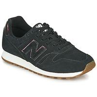 Topánky Ženy Nízke tenisky New Balance 373 Čierna