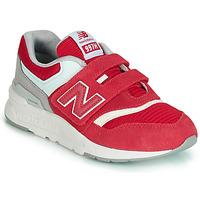 Topánky Deti Nízke tenisky New Balance 997 Červená
