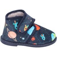 Topánky Chlapci Papuče Blaike BS50 Modrá