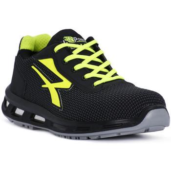 Topánky Muži Nízke tenisky U Power PRIME S3 Grigio