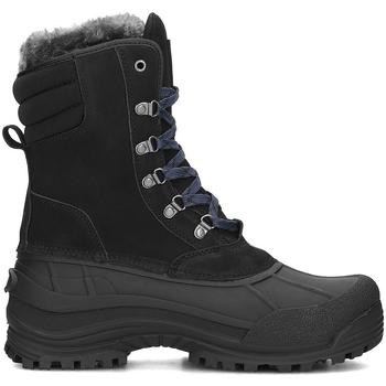 Topánky Muži Snehule  Cmp U901 Čierna