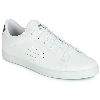 Topánky Ženy Nízke tenisky Le Coq Sportif AGATE PREMIUM Biela / Strieborná