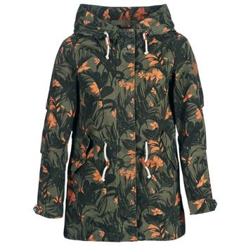 Oblečenie Ženy Parky Only ONLNEW DEMI Kaki