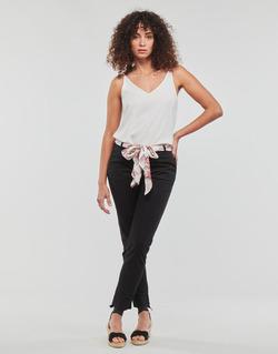 Oblečenie Ženy Nohavice päťvreckové Betty London MIRABINE Čierna