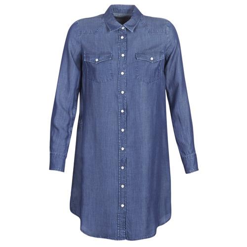 Oblečenie Ženy Krátke šaty Yurban kOULIOTE Modrá