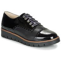 Topánky Dievčatá Derbie Catimini COXINELA Čierna