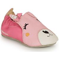 Topánky Dievčatá Papuče Catimini CAPUCINE Ružová