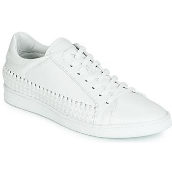 Topánky Muži Nízke tenisky John Galliano 6712 Biela