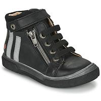 Topánky Chlapci Členkové tenisky GBB OMAHO Čierna