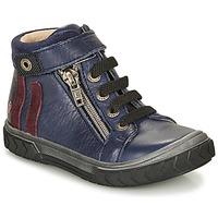 Topánky Chlapci Členkové tenisky GBB OMAHO Modrá