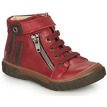 Topánky Chlapci Členkové tenisky GBB OMAHO Červená