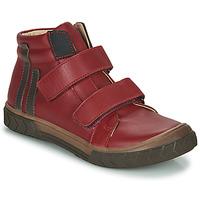 Topánky Chlapci Členkové tenisky GBB OZONE Červená
