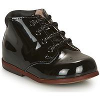 Topánky Dievčatá Členkové tenisky GBB TACOMA Čierna