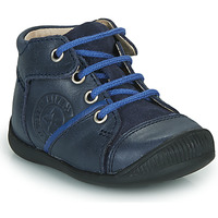Topánky Chlapci Polokozačky GBB OULOU Modrá
