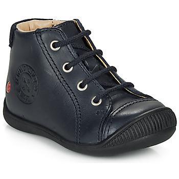 Topánky Chlapci Polokozačky GBB NOE Modrá