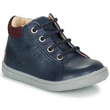 Topánky Chlapci Členkové tenisky GBB FOLLIO Námornícka modrá