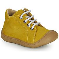 Topánky Chlapci Členkové tenisky GBB FREDDO Žltá