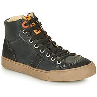 Topánky Chlapci Členkové tenisky GBB OSTRAVI Čierna