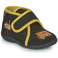 Topánky Chlapci Papuče GBB OKANDI Čierna