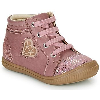Topánky Dievčatá Členkové tenisky GBB OTANA Old / Ružová