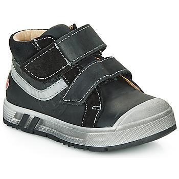 Topánky Chlapci Členkové tenisky GBB OMALLO Čierna