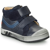 Topánky Chlapci Členkové tenisky GBB OMALLO Námornícka modrá