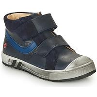Topánky Chlapci Členkové tenisky GBB OMALLO Modrá