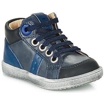 Topánky Chlapci Členkové tenisky GBB ANGELITO Modrá