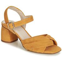 Topánky Ženy Sandále Fericelli JESSE Žltá