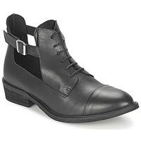 Topánky Ženy Polokozačky Jonak AMADORA čierna
