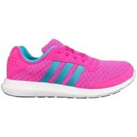 Topánky Ženy Bežecká a trailová obuv adidas Originals Rew Modrá,Ružová