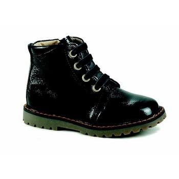 Topánky Dievčatá Členkové tenisky Catimini CAREA Čierna / zelená