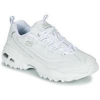 Topánky Ženy Nízke tenisky Skechers D'LITES Biela