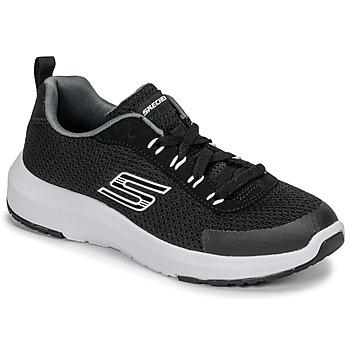 Topánky Chlapci Univerzálna športová obuv Skechers DYNAMIC TREAD Čierna