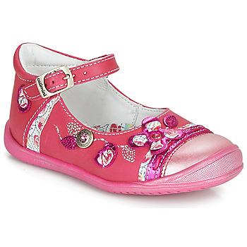 Topánky Dievčatá Balerínky a babies Catimini CIVETTE Ružová