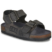 Topánky Chlapci Sandále Ikks CURTIS Čierna