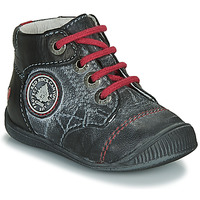 Topánky Chlapci Polokozačky GBB LINDFORD Čierna