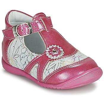 Topánky Dievčatá Sandále GBB MILLA Ružová