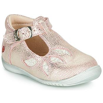 Topánky Dievčatá Sandále GBB MARIE Ružová