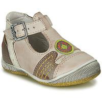 Topánky Chlapci Sandále GBB MARIO Béžová