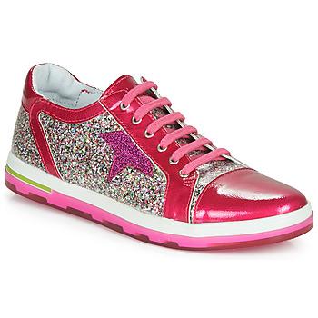 Topánky Dievčatá Nízke tenisky Ramdam KASAI Ružová