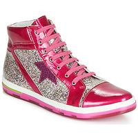 Topánky Dievčatá Členkové tenisky Ramdam KATO Ružová