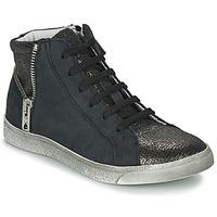 Topánky Dievčatá Členkové tenisky Achile CARLA Čierna
