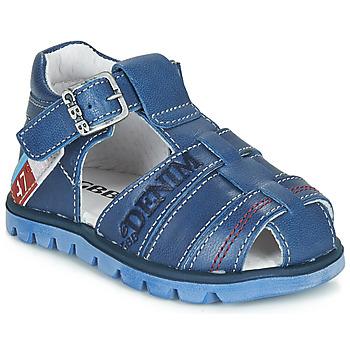 Topánky Chlapci Sandále GBB PELAGE Modrá