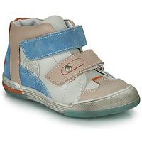 Topánky Chlapci Členkové tenisky GBB PATRICK Šedá / Modrá
