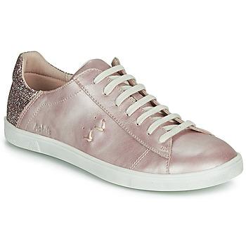 Topánky Dievčatá Nízke tenisky Achile PAULA Ružová