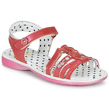 Topánky Dievčatá Sandále Catimini PASTEL Ružová