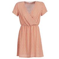 Oblečenie Ženy Krátke šaty Only ONLTULIPE Oranžová