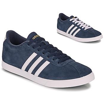 Topánky Ženy Nízke tenisky adidas Originals COURTSET N AVY Námornícka modrá