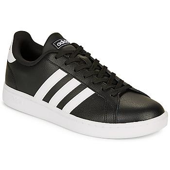 Topánky Muži Nízke tenisky adidas Originals GD COURT NR HO Čierna
